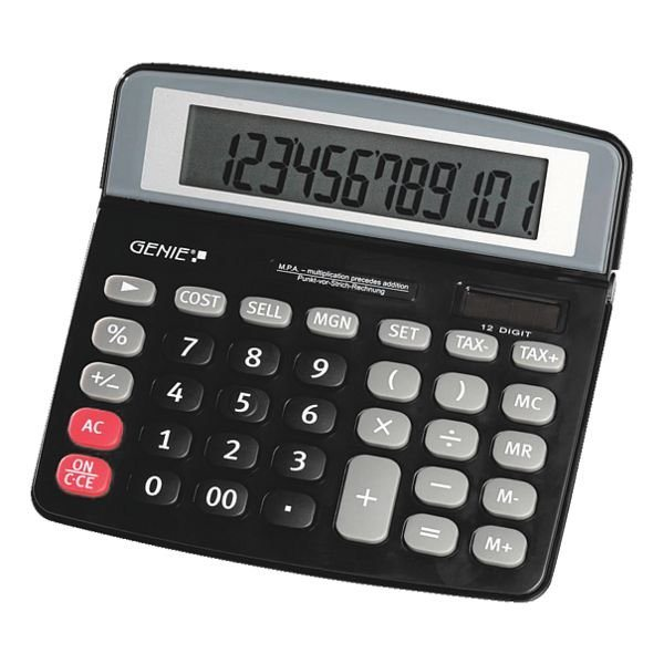 GENIE Tischrechner »MPA«