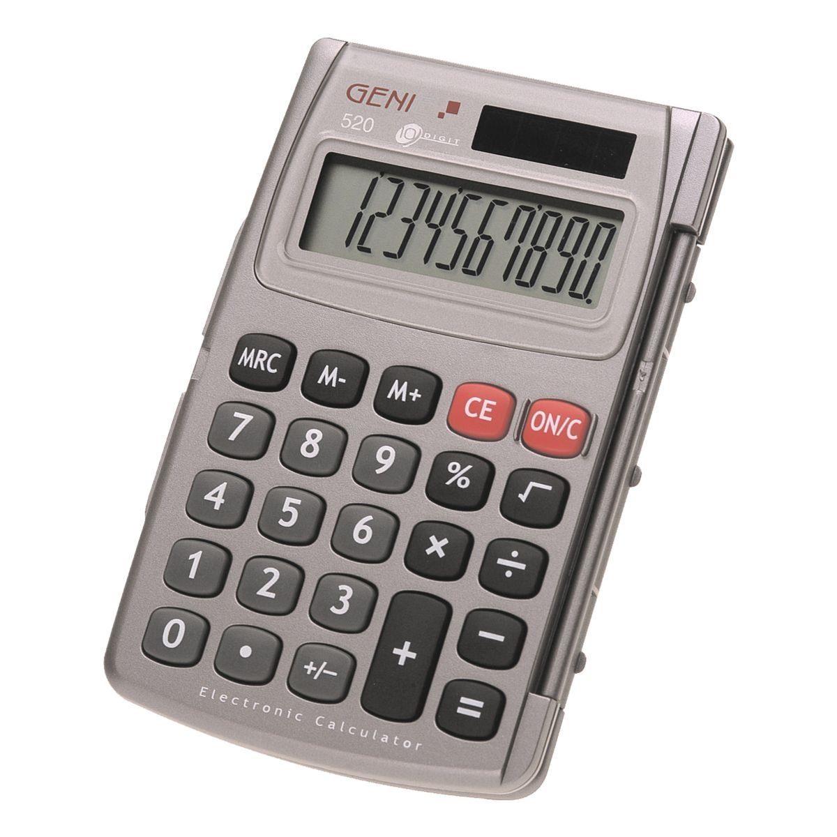 GENIE Taschenrechner »520«