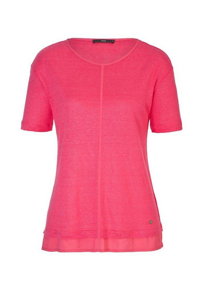 BRAX T-Shirt »CLOE« in CANDY