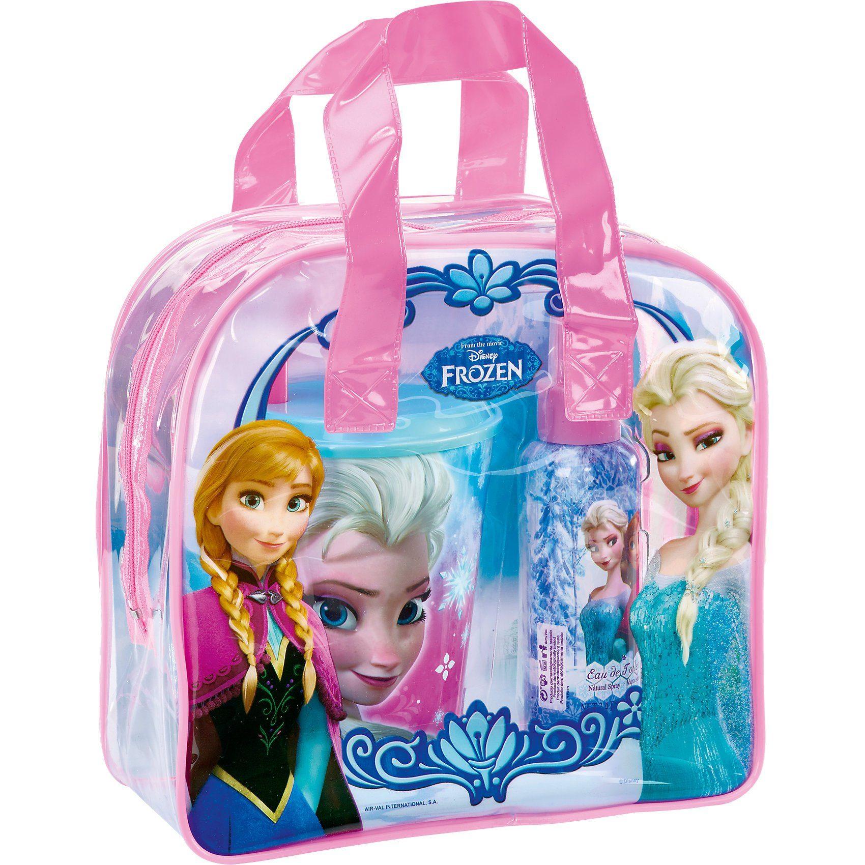 Geschenkset Frozen mit Trinkbecher