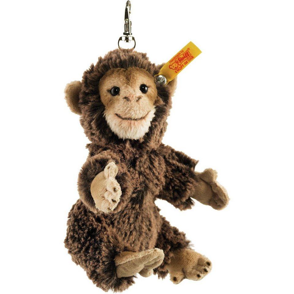 Steiff Schlüsselanhänger Affe, 12cm