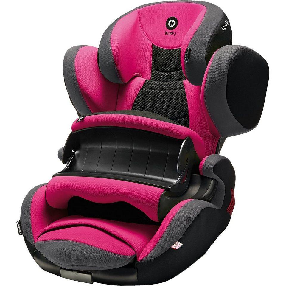 Kiddy Auto-Kindersitz Phoenixfix 3, 051, Shanghai, 2016 in pink