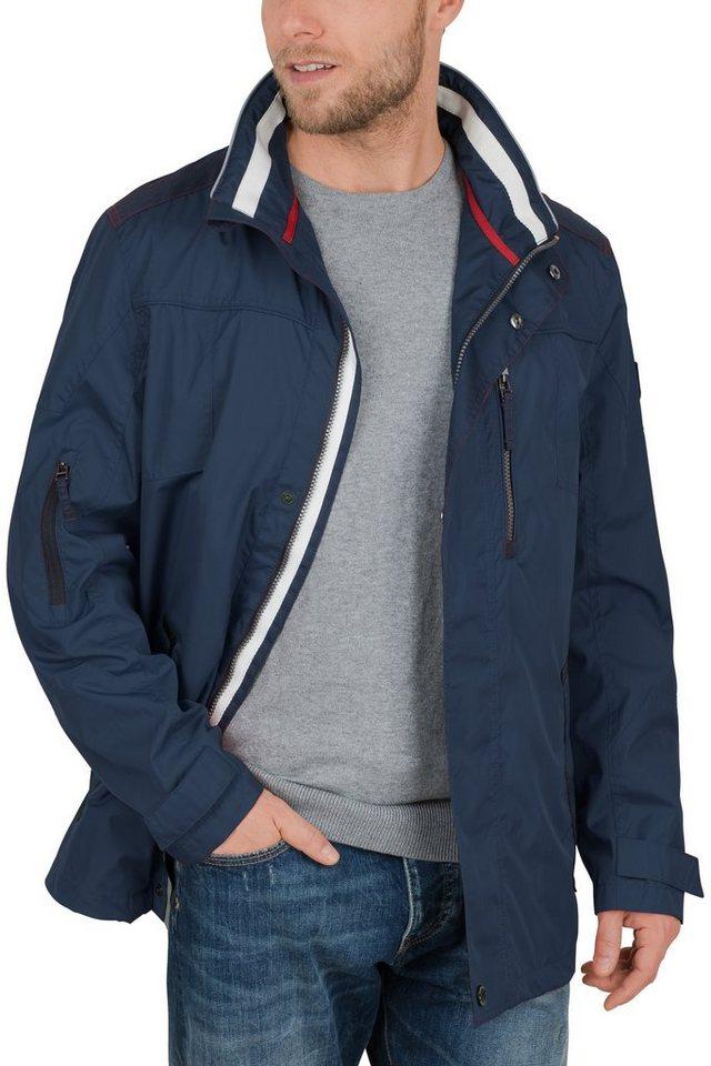 S4 Jackets Betweenjacket »HURRICANE« in dk. blue