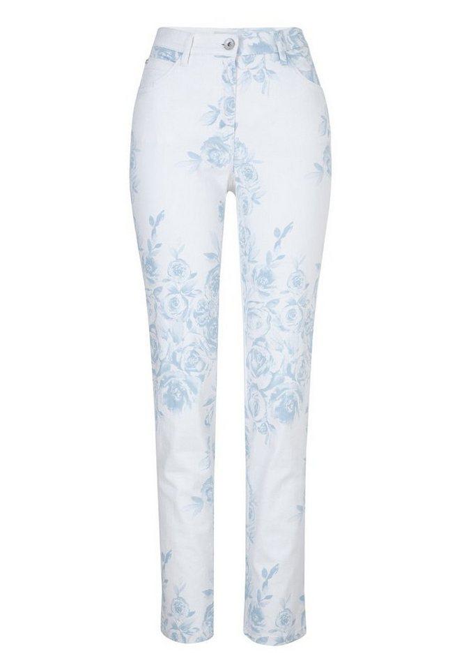 BRAX Jeans »CAROLA« in SKY