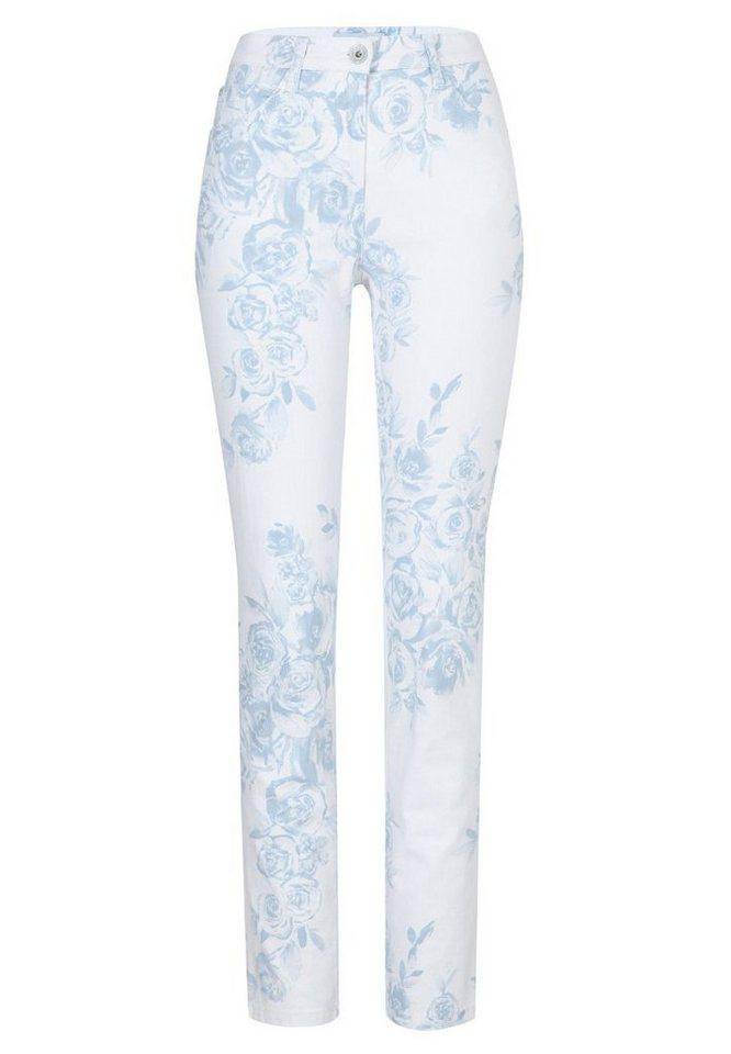 BRAX Damenhose Five-Pocket »MARY« in SKY