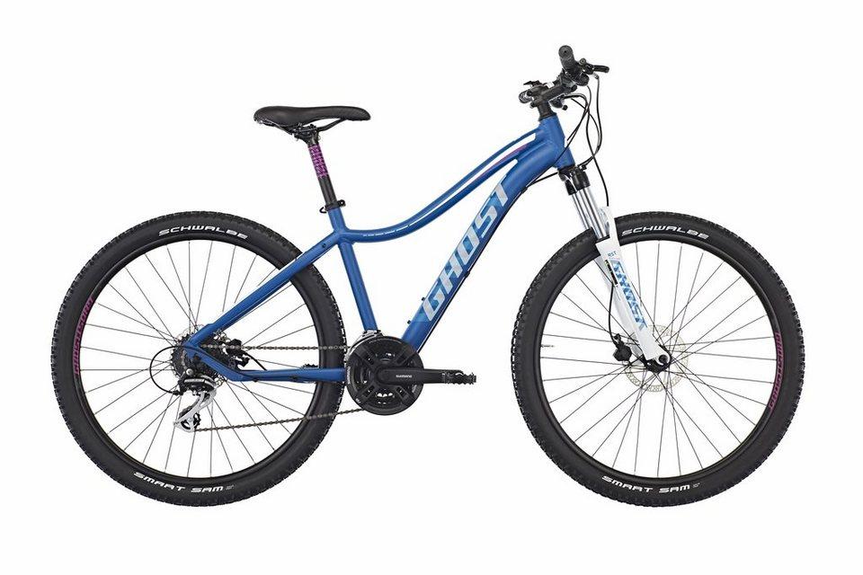 """Ghost Fahrrad »Lanao 2 27,5""""« in blau"""