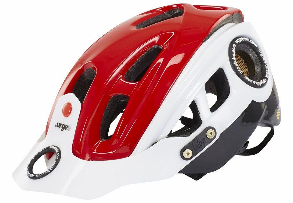 Urge Fahrradhelm »Supatrail Helmet« in rot