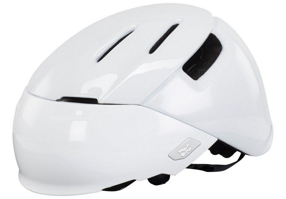 Kali Fahrradhelm »City Urban Style Helm« in weiß