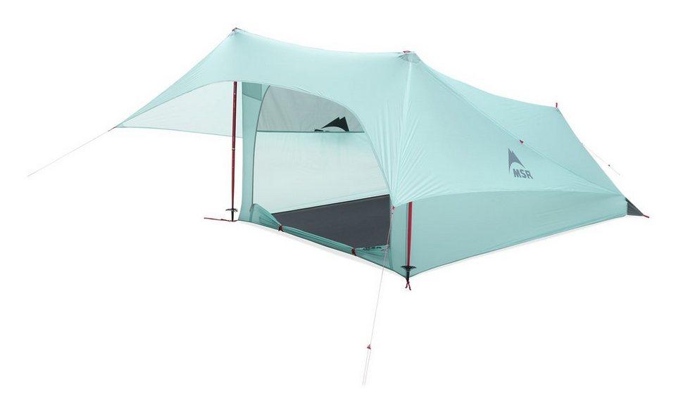 MSR Zelt »FlyLite Tent« in blau