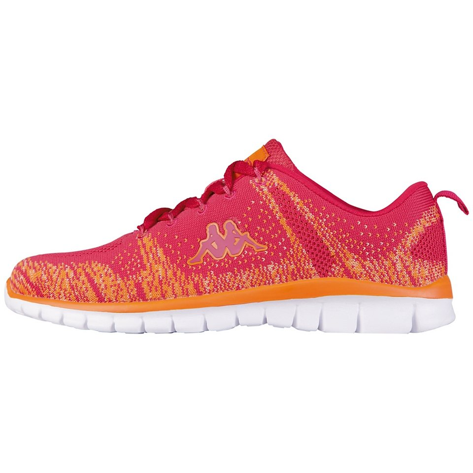 KAPPA Schuhe »CARIA« in pink/orange