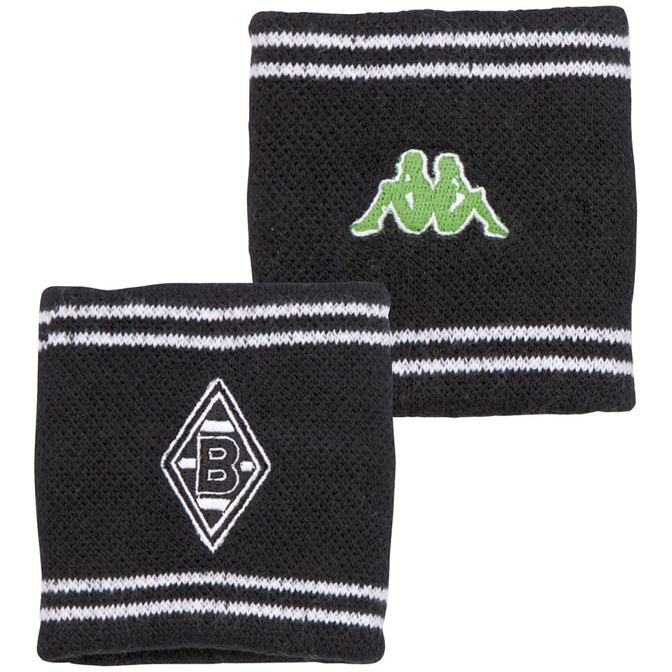 KAPPA Sweatband »Borussia Mönchengladbach Sweatband« in black