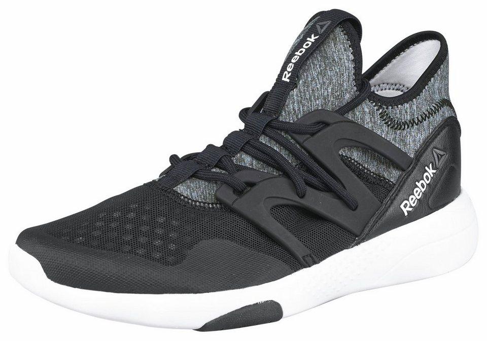 Reebok »Hayasu« Fitnessschuh in schwarz-weiß
