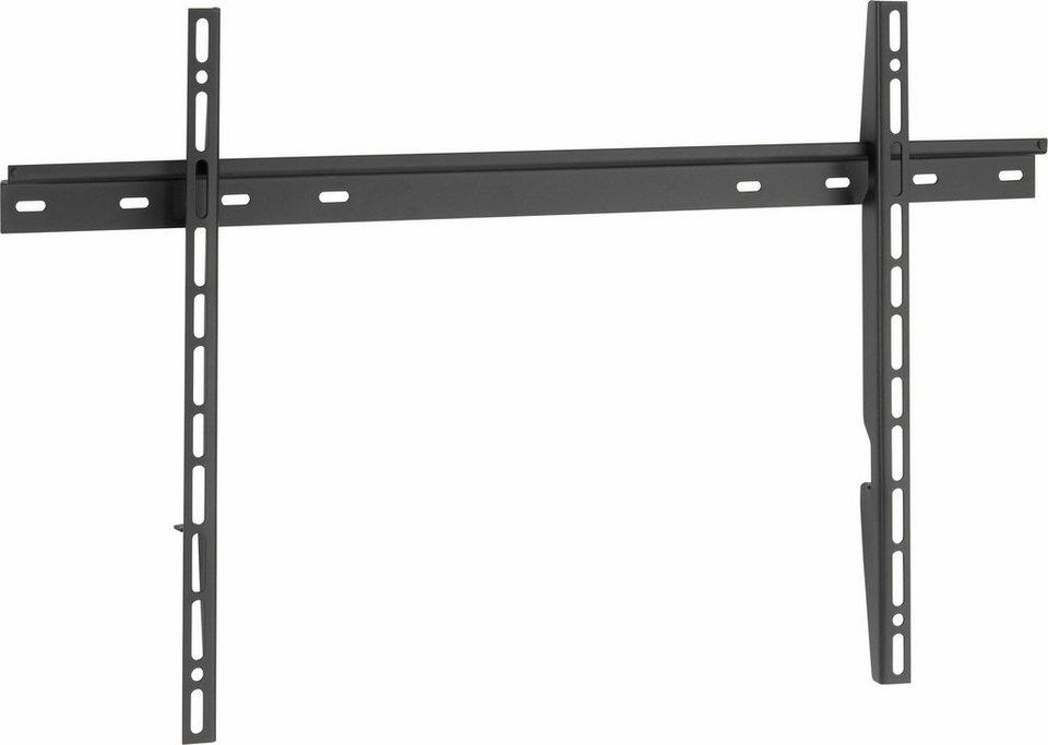 vogel's® TV-Wandhalterung »MNT 300«, starr, für 102-165 cm (40-65 Zoll) Fernseher, VESA 600x400 in schwarz