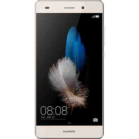 Huawei P8 Lite DualSim Smartphone, 12,7 cm (5 Zoll) Display, LTE (4G), Android™ 5.1 mit EMUI 3.1