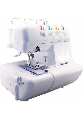 Оверлок швейная машина Elastica