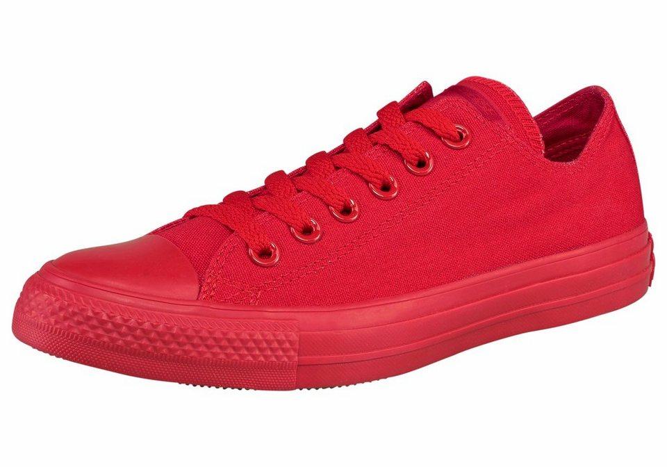 Converse Sneaker »Chuck Taylor AS Core Ox« in dunkelrot