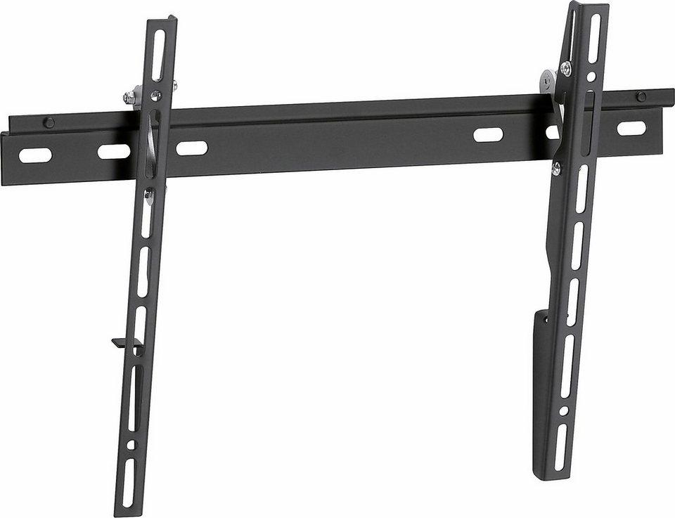 vogel's® TV-Wandhalterung »MNT 202«, neigbar, für 81-140 cm (32-55 Zoll) Fernseher, VESA 400x400 in schwarz