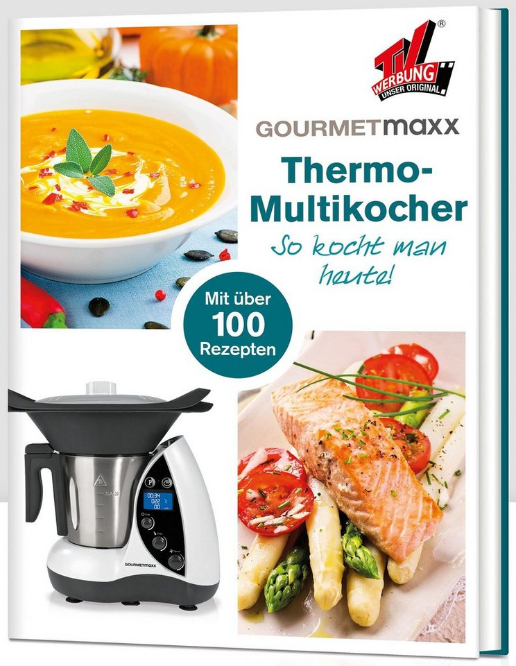 gourmet maxx thermo multikocher buch online kaufen otto. Black Bedroom Furniture Sets. Home Design Ideas