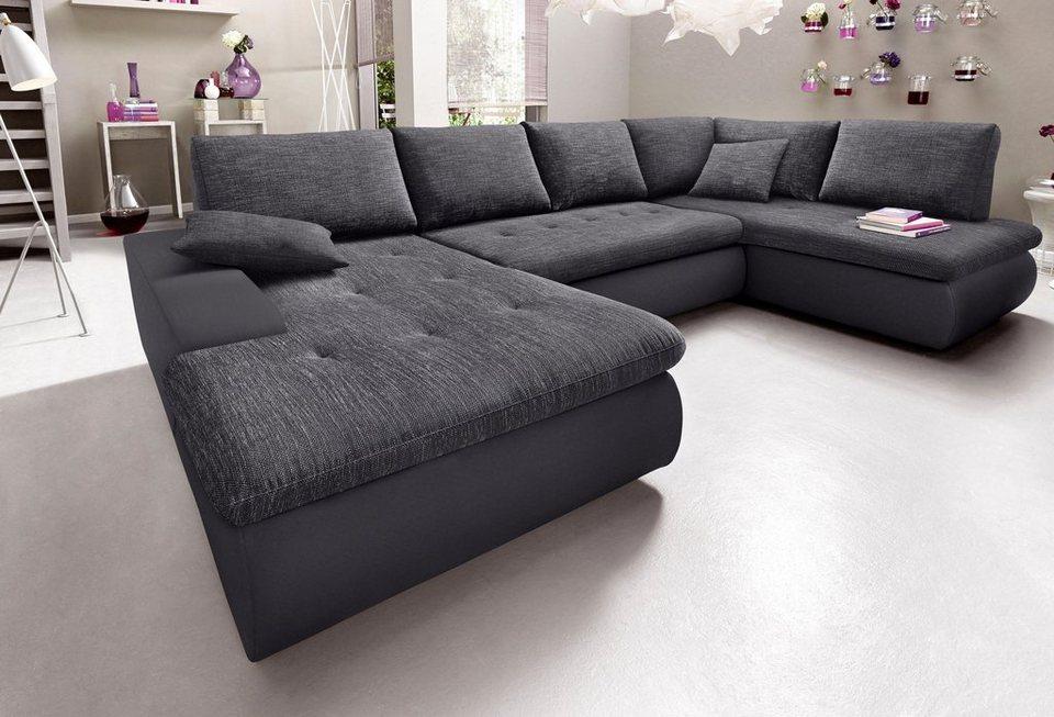 wohnlandschaft xl bestseller shop f r m bel und einrichtungen. Black Bedroom Furniture Sets. Home Design Ideas