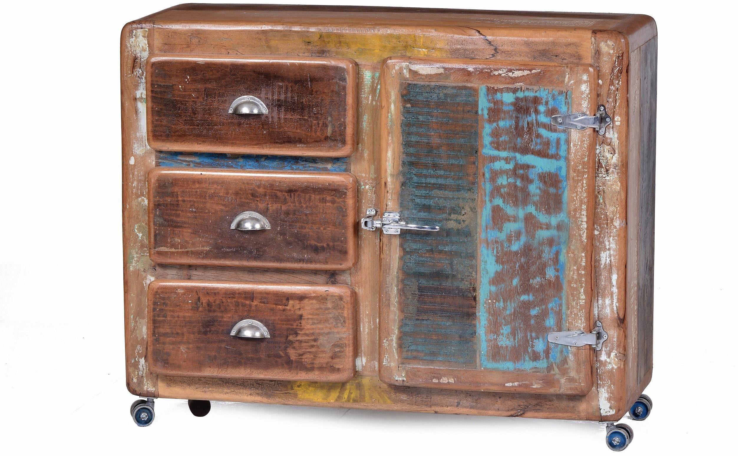 Bosch Kühlschrank Griff : Sit kommode fridge« breite cm mit kühlschrankgriff online