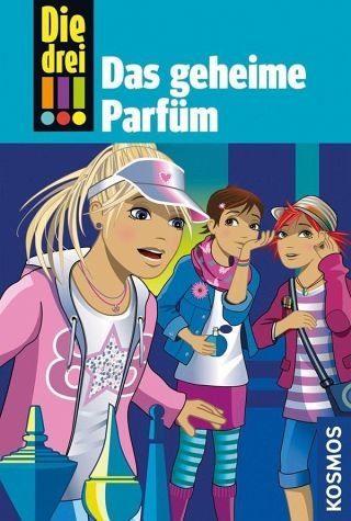 Gebundenes Buch »Das geheime Parfüm / Die drei Ausrufezeichen...«