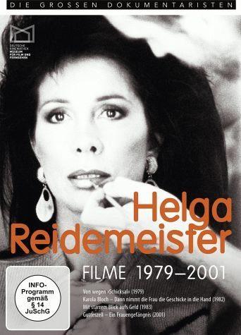 DVD »Helga Reidemeister (2 Discs)«