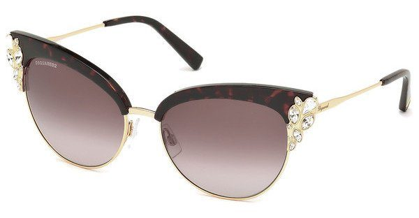 Dsquared² Damen Sonnenbrille » DQ0200«