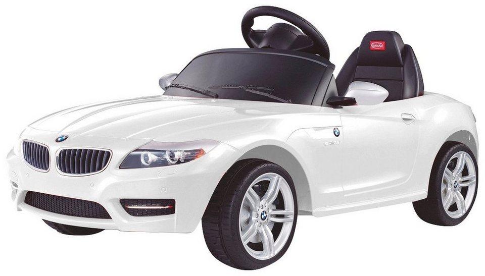 Elektro Kinderauto »Ride-On BMW Z4« in weiß 27 MHz in weiß
