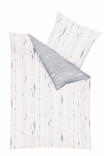 Wendebettwäsche »Cocoon«, Kaeppel, in Streifen Optik
