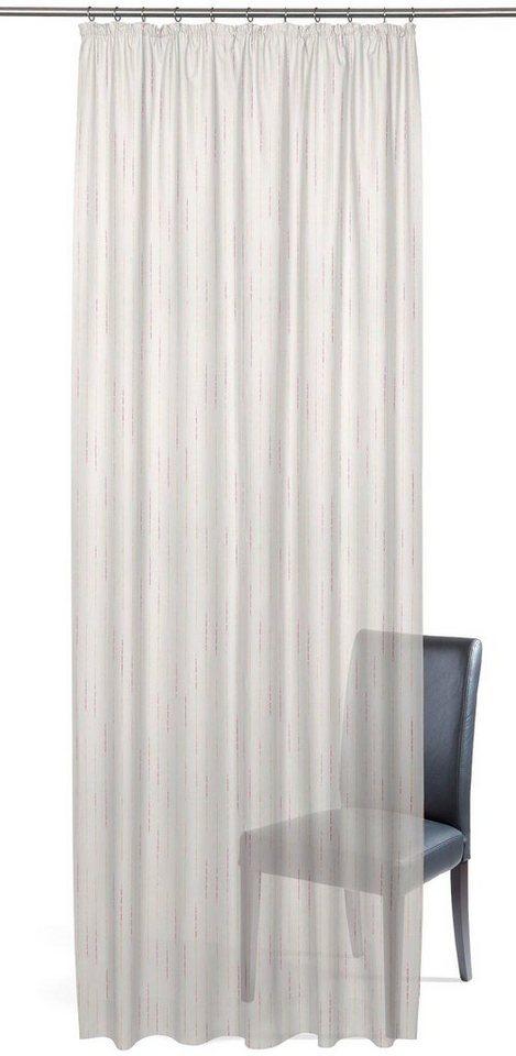vorhang gardisette fee mit kr uselband 1er pack. Black Bedroom Furniture Sets. Home Design Ideas