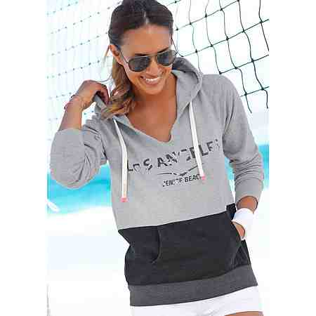 Strandbekleidung: Strandpullover