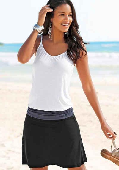 Bandeau kleider fur den strand