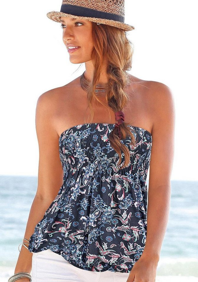 LASCANA Strand-Top in paisley