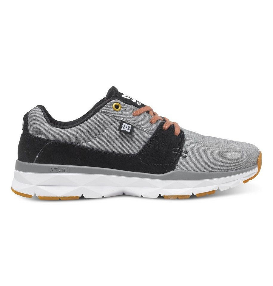 DC Shoes Low top »Player SE« in Grey/black