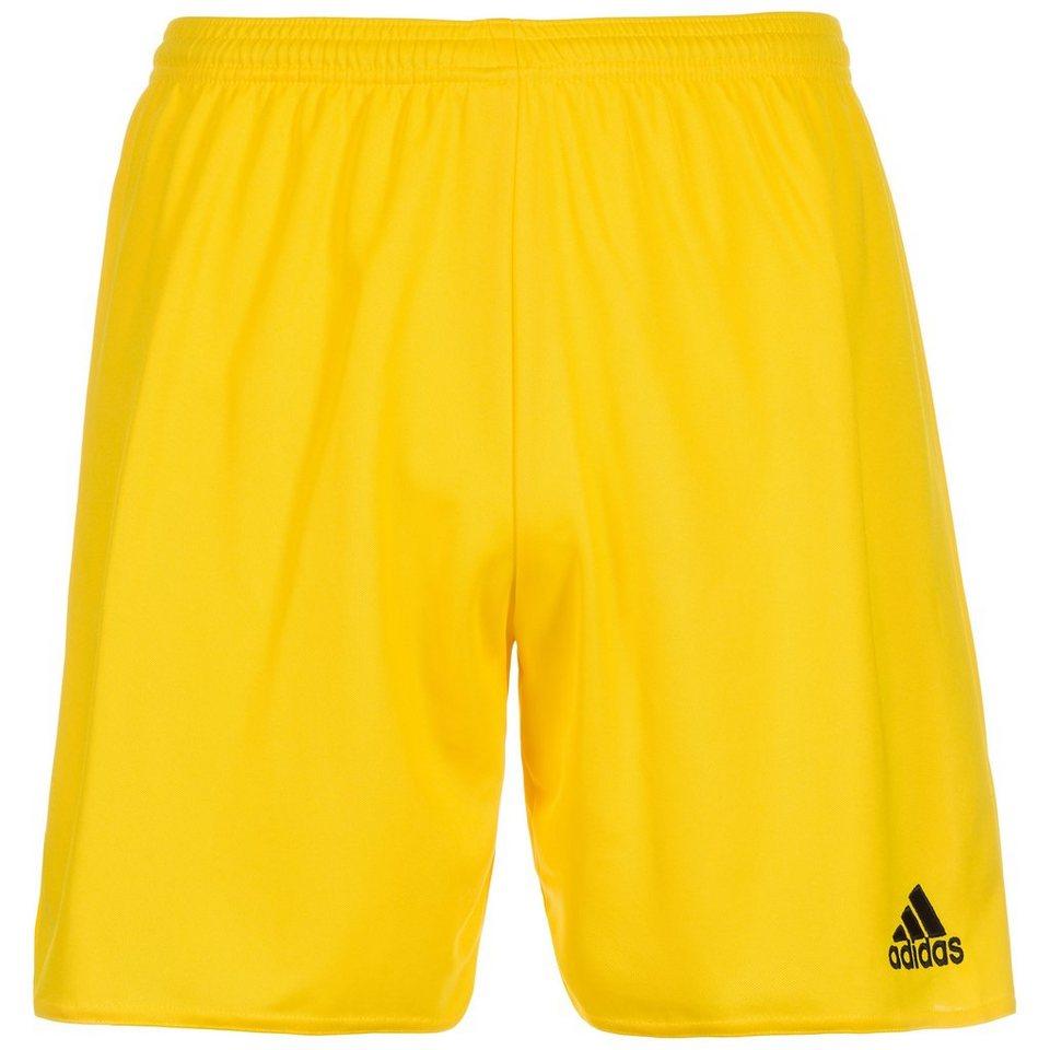 adidas Performance Parma 16 Short Herren in gelb / schwarz