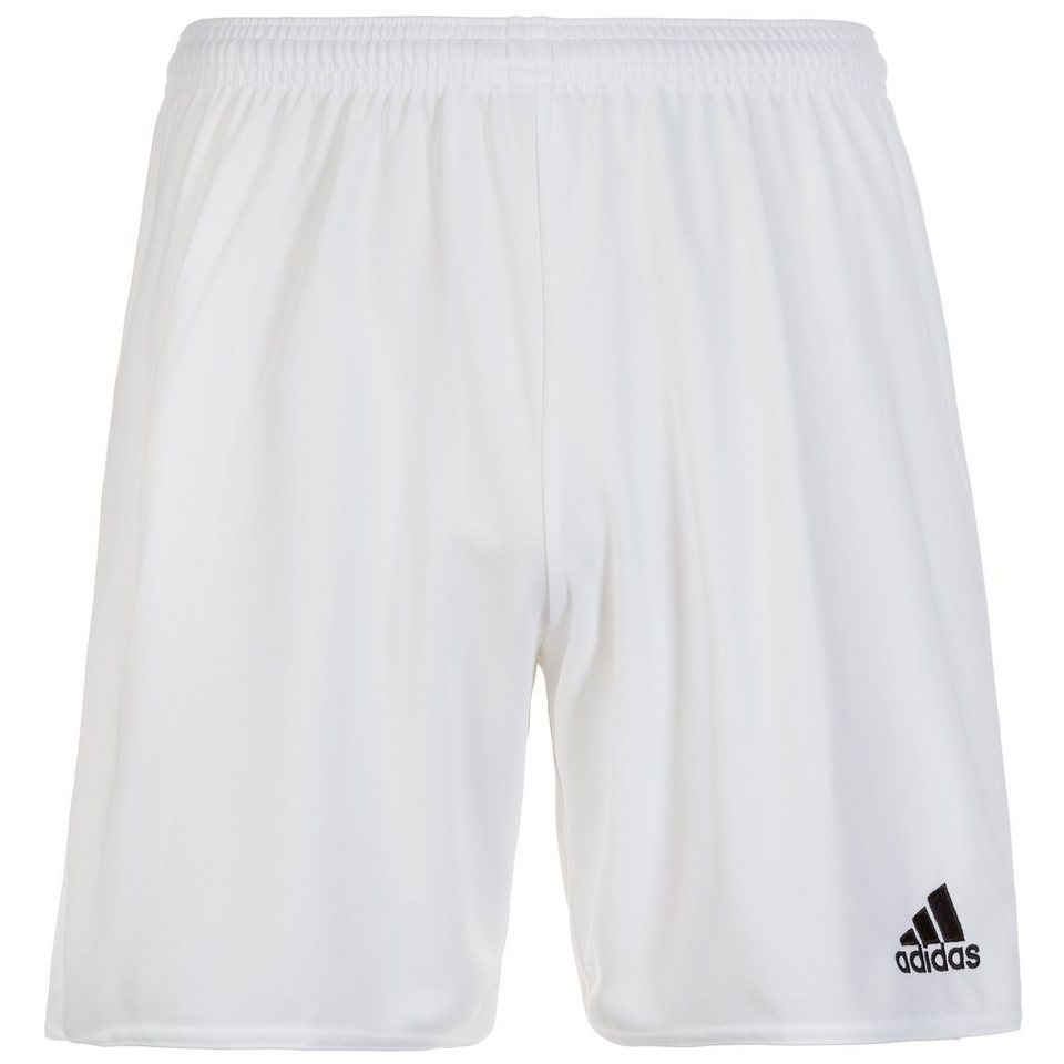 adidas Performance Parma 16 Short Herren in weiß / schwarz
