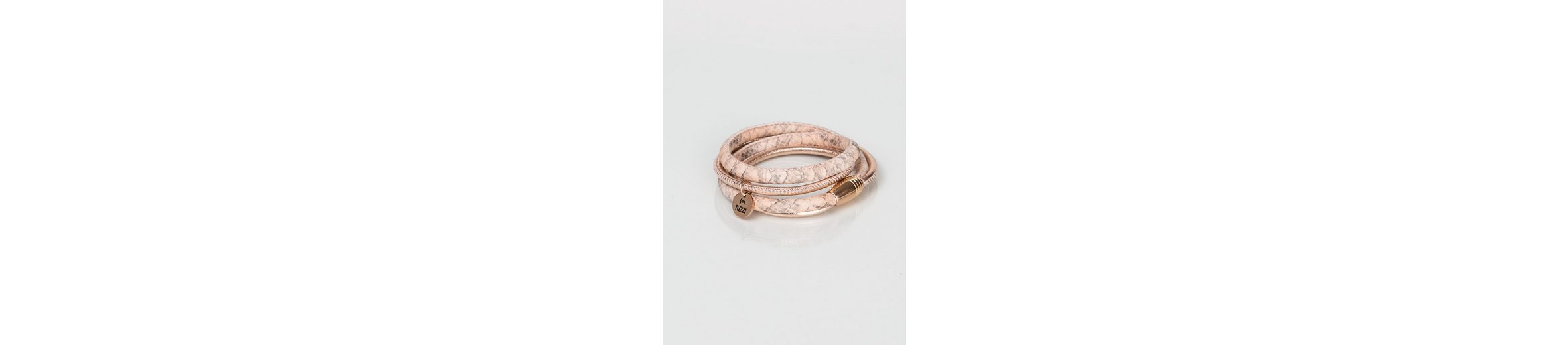 TUZZI Wickelarmband mit Magnetverschluss