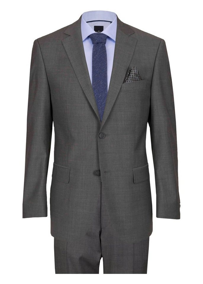 Daniel Hechter Trend-Anzug »Champagne« in grey