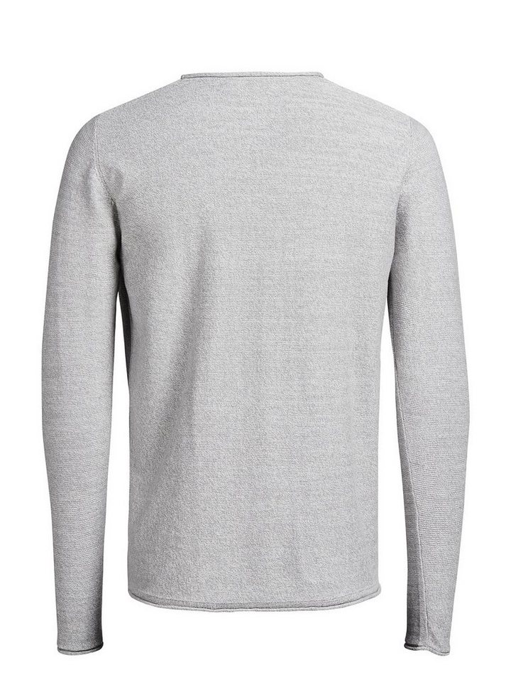 Jack & Jones Klassischer Rundhals- Pullover in Jet Stream 2