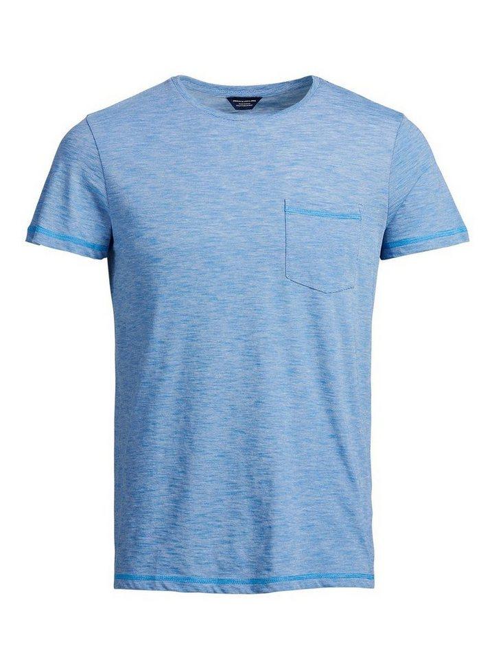 Jack & Jones Neuartiges T-Shirt in Bright Cobalt