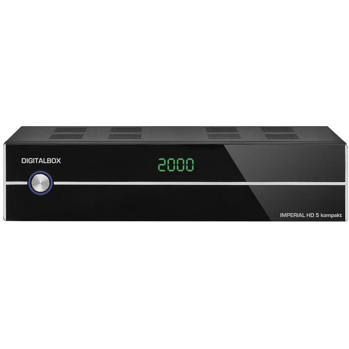 IMPERIAL HDTV Satellitenreceiver »HD 5 kompakt«