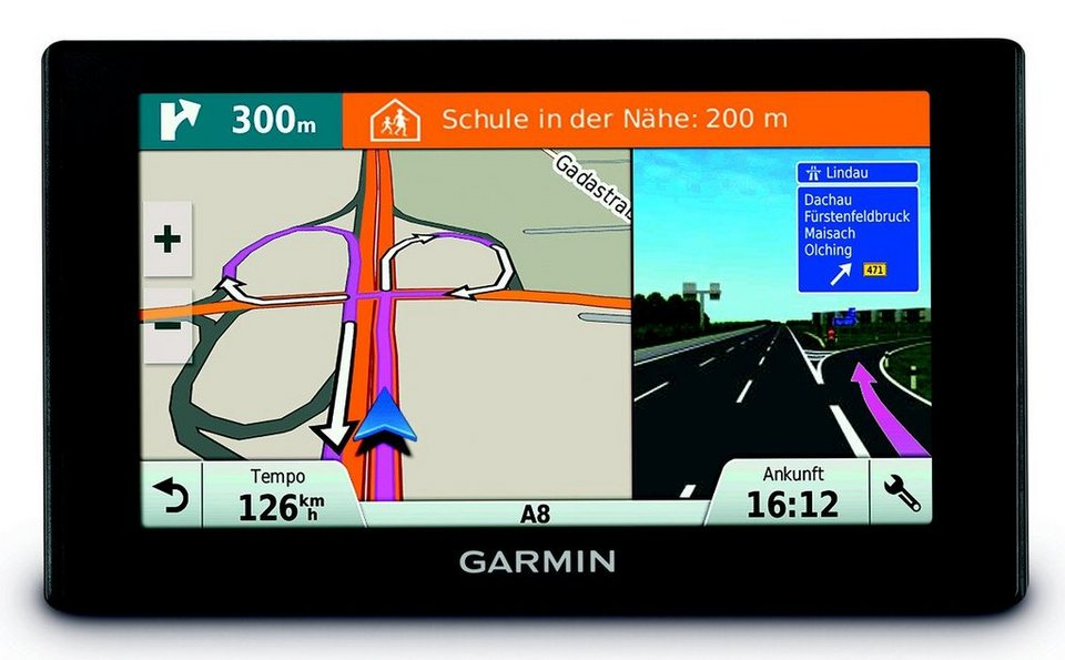 Garmin Navigationsgerät »DRIVE SMART 70 LMT-D EU« in Schwarz