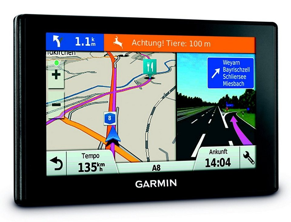 Garmin Navigationsgerät »DRIVE SMART 60 LMT-D EU« in Schwarz