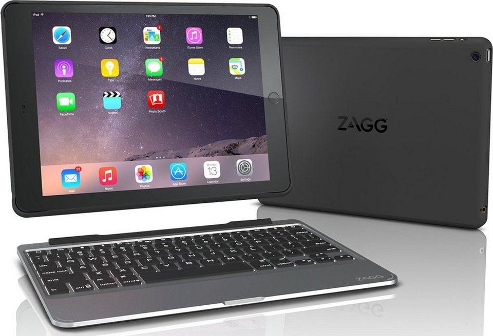 ZAGG Tablettasche »Slim Book Case Keyboard für Apple iPad Pro 9.7« in Schwarz