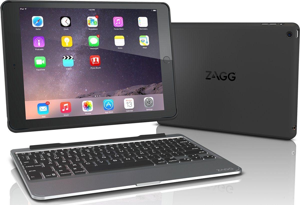 ZAGG Tablettasche »Slim Book Case Keyboard für Apple iPad Pro 9.7«