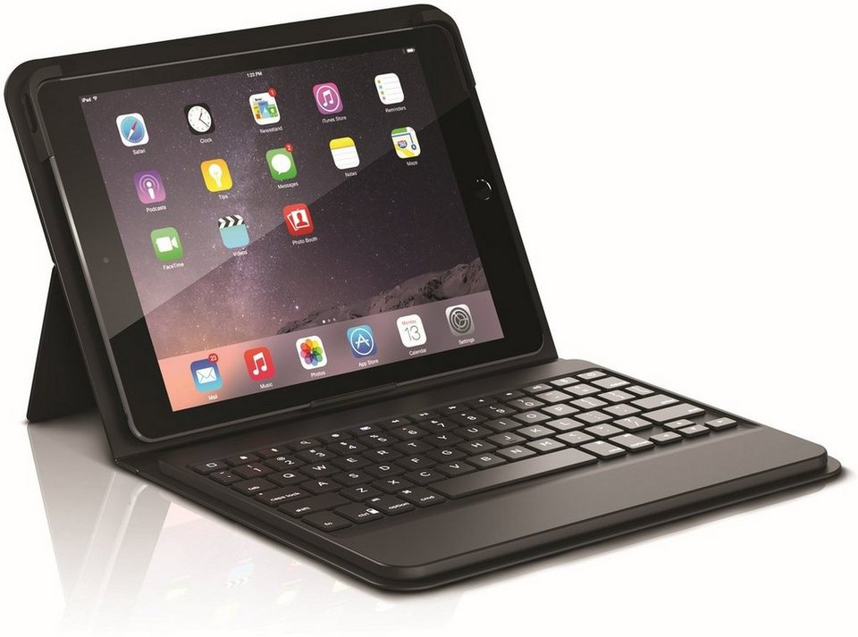 ZAGG Tablettasche »Messenger Folio Keyboard für Apple iPad Pro 9.7« in Schwarz