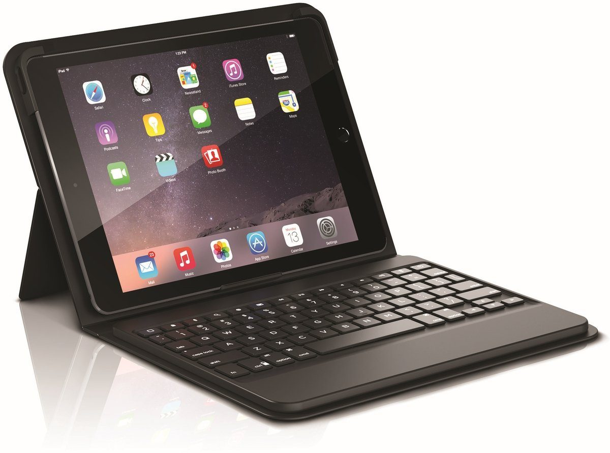 ZAGG Tablettasche »Messenger Folio Keyboard für Apple iPad Pro 9.7«