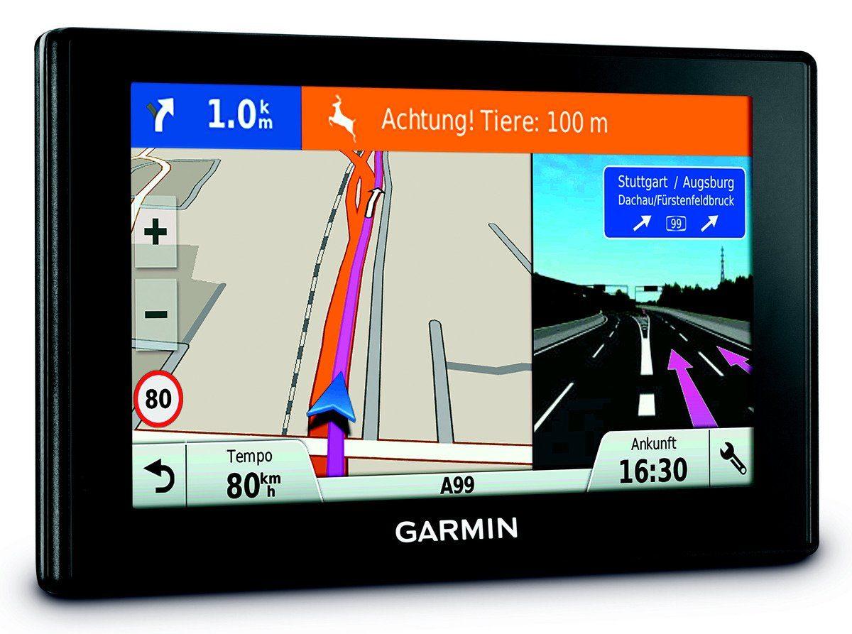 Garmin Navigationsgerät »DRIVE SMART 50 LMT-D CE«