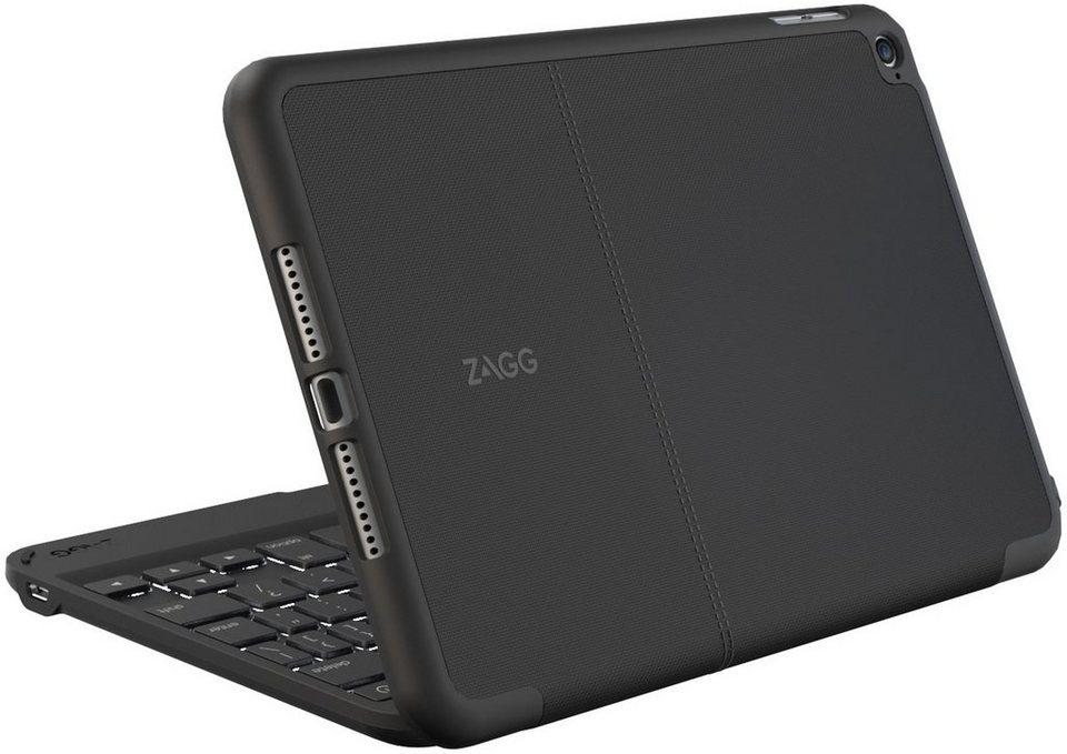 ZAGG Tablettasche »Folio Backlit für Apple iPad Pro 9.7« in Schwarz