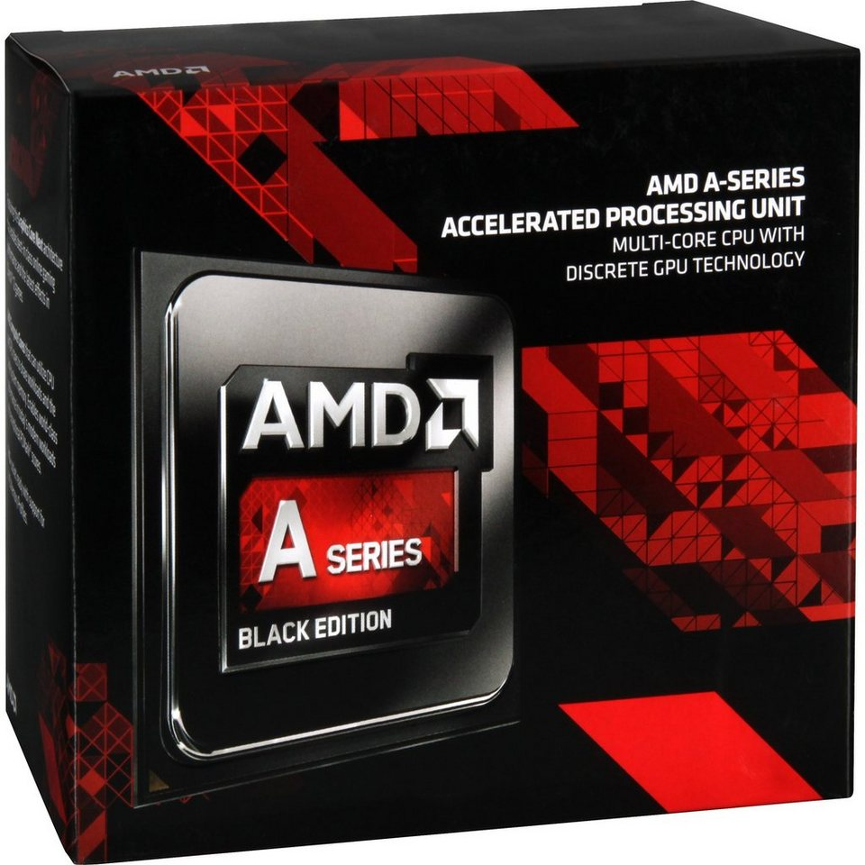 AMD Prozessor »A8-7650K«